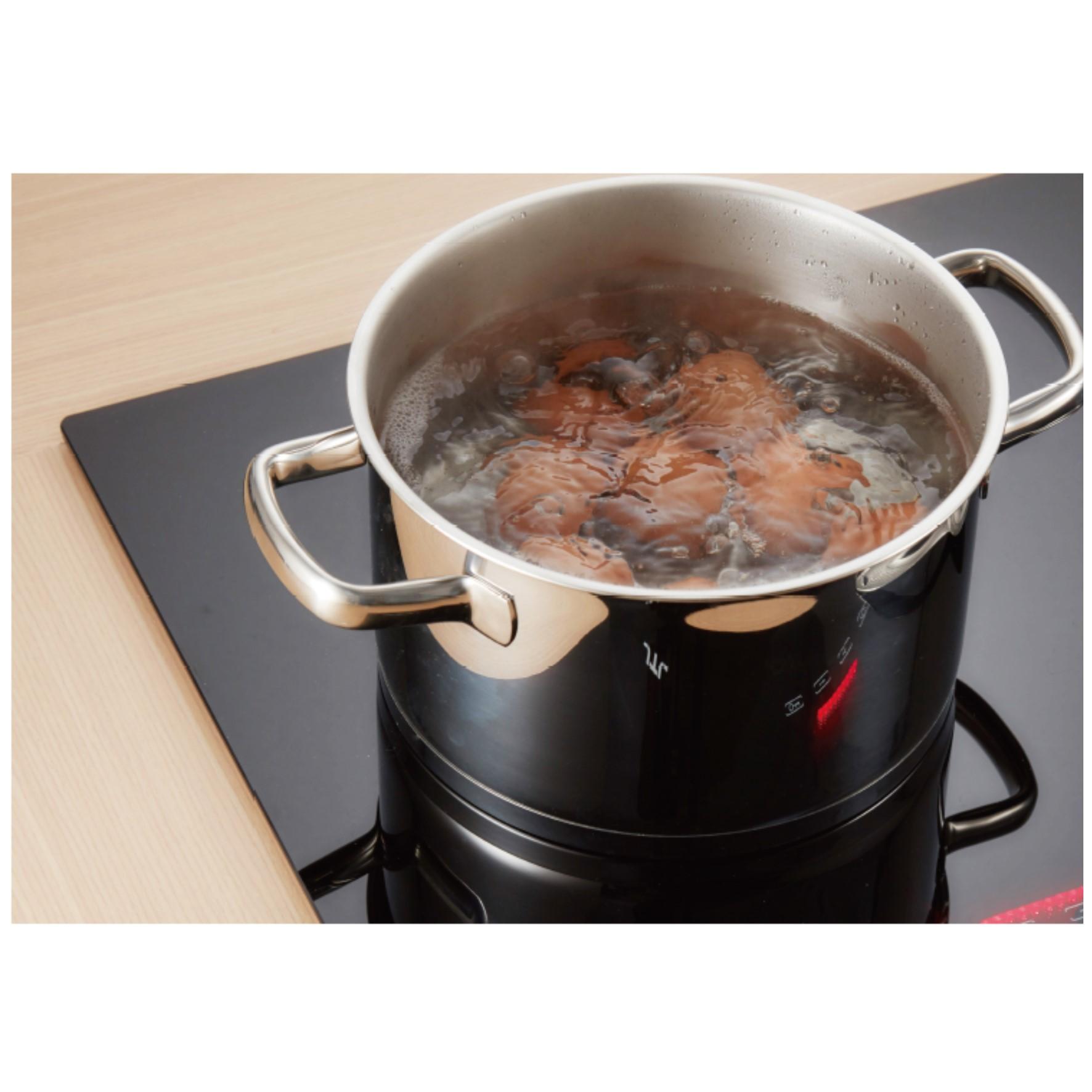 智慧功能鍵  煮食更方便