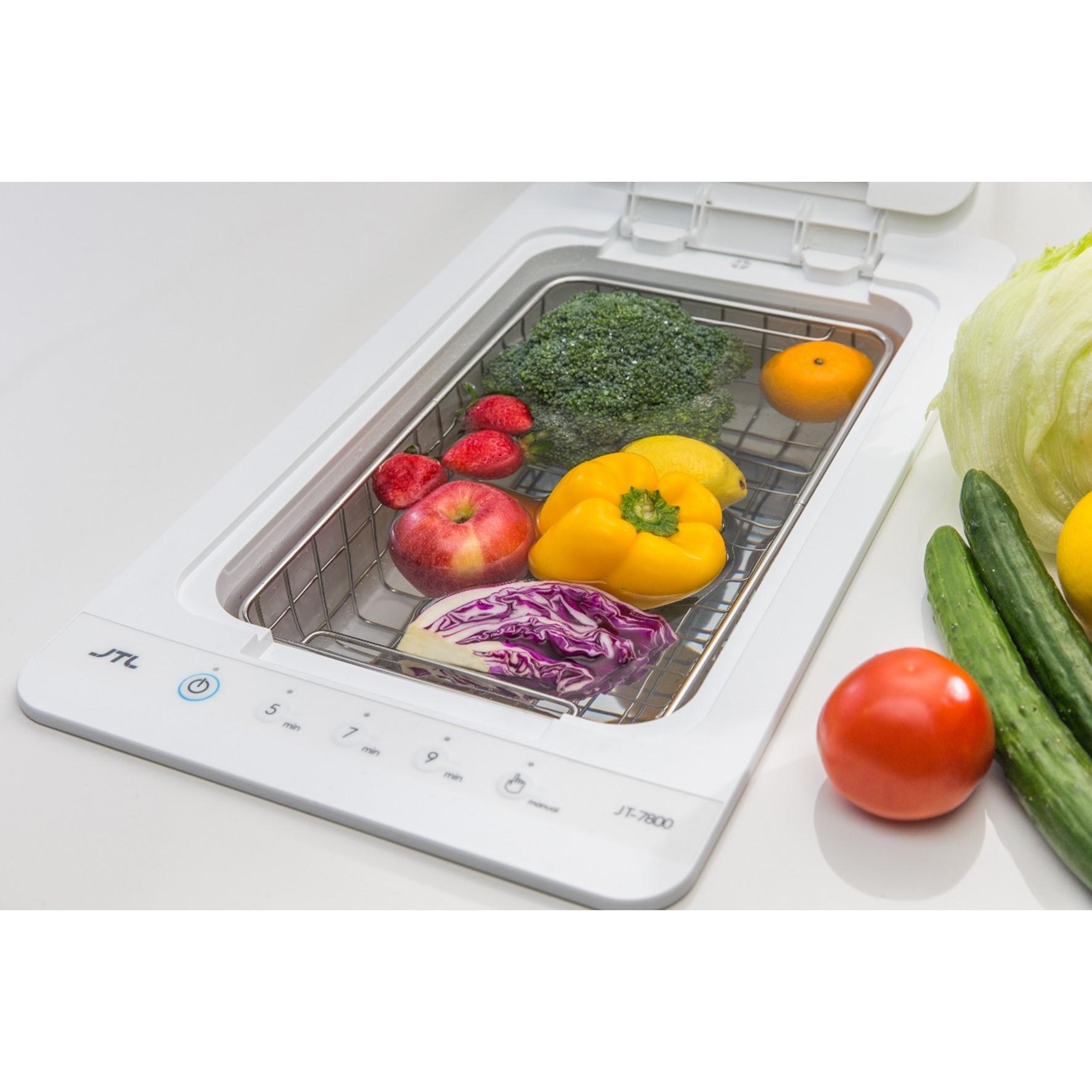 超音波清洗效果佳  適用各式食材