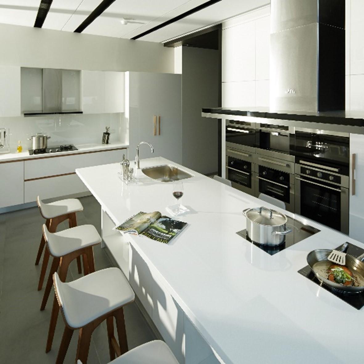 精湛工藝設計  質感廚房必備