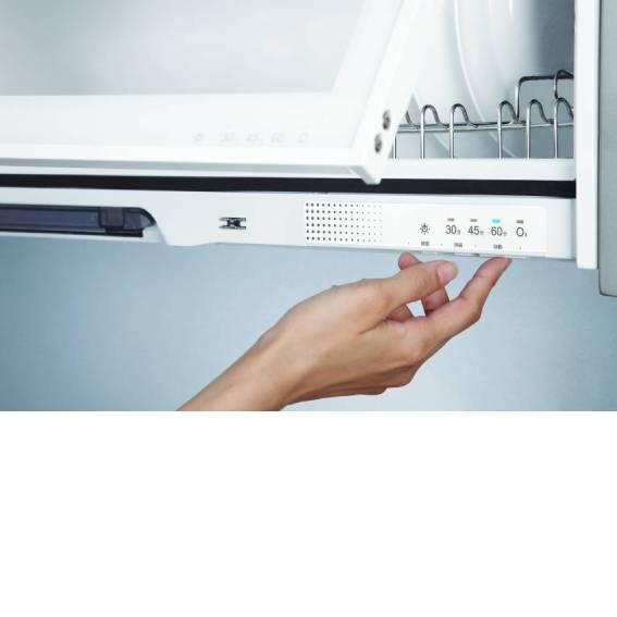全平面無把手設計  廚房視覺更顯大方