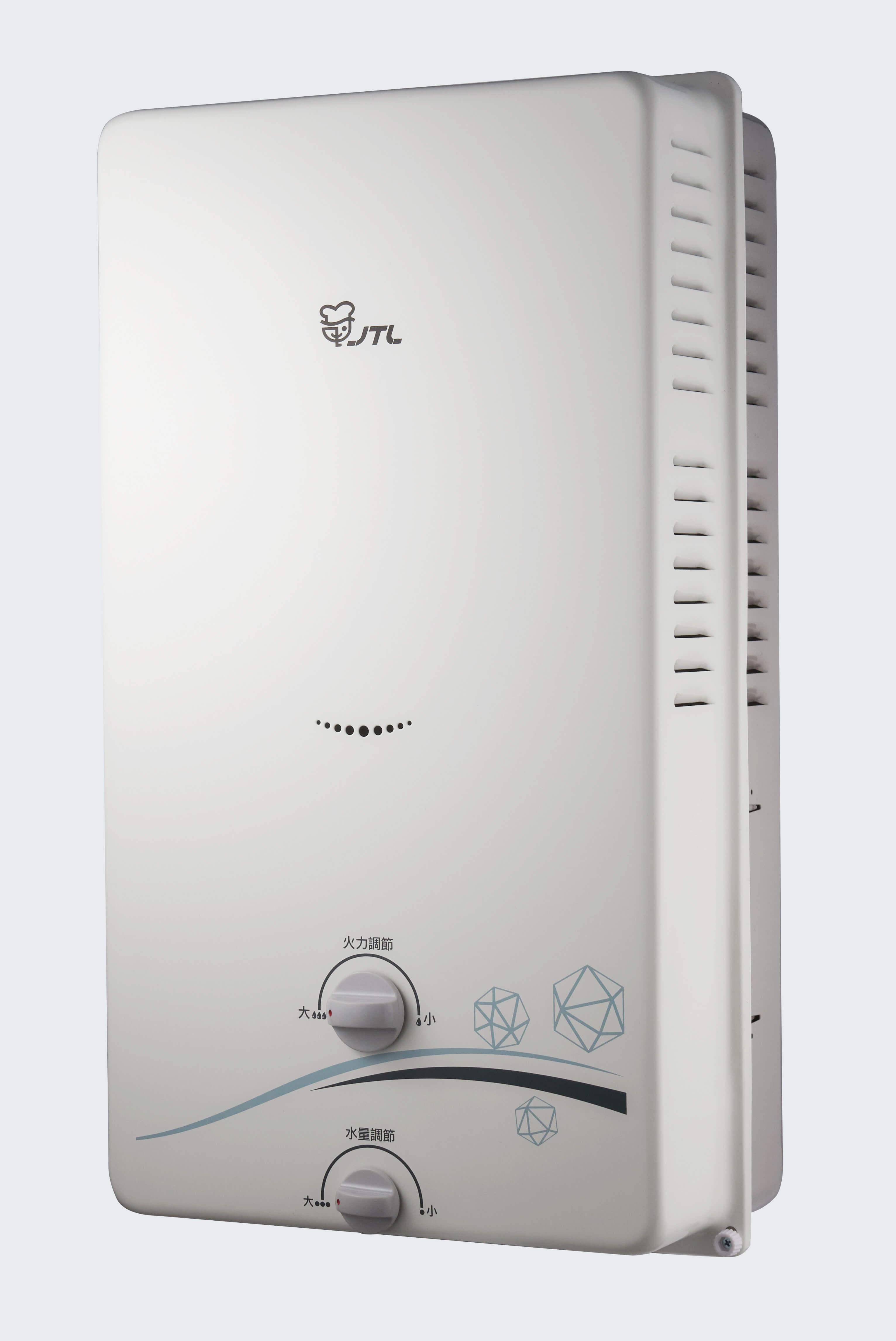 屋外RF式熱水器【12L】