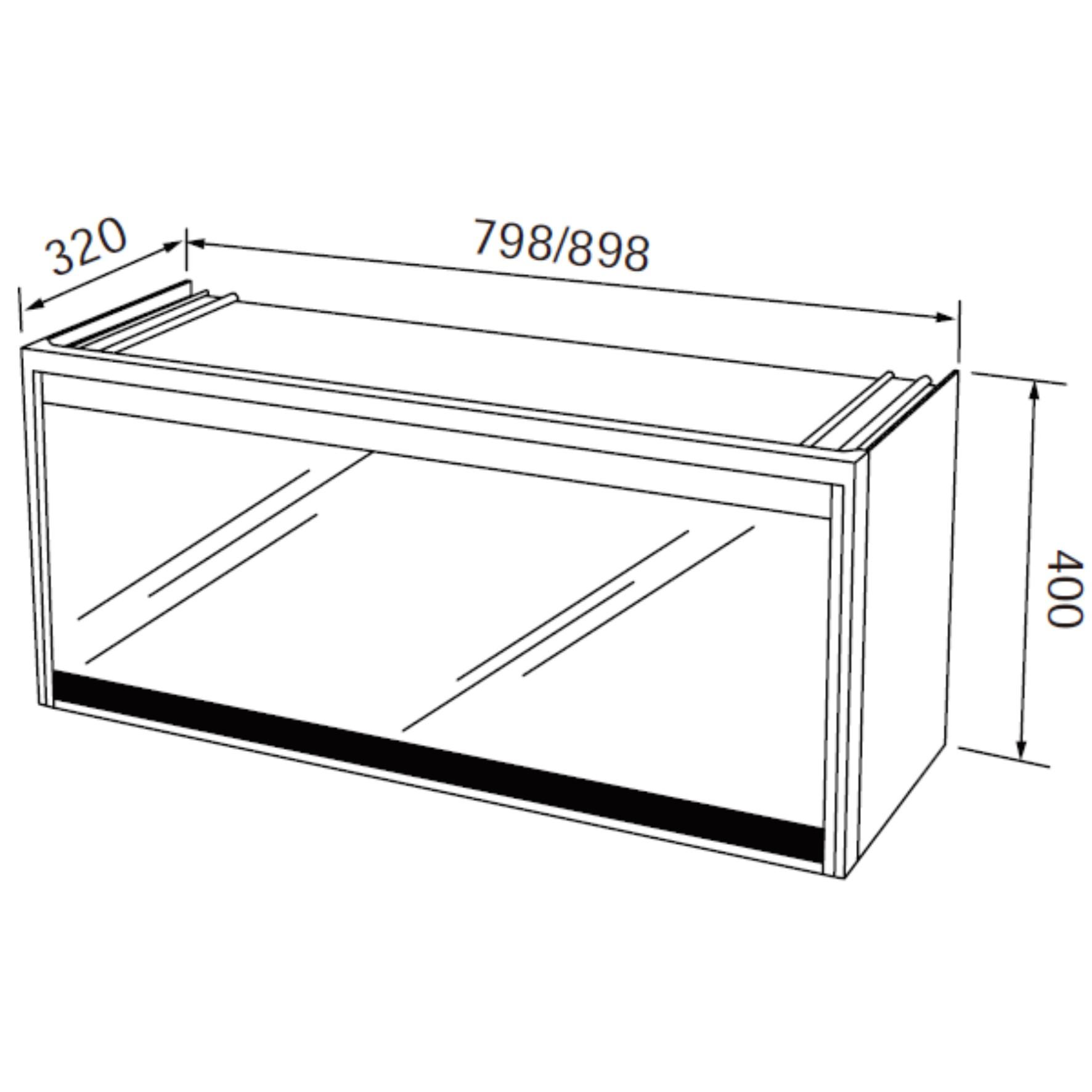JT-3808Q/3809Q 懸掛式烘碗機-JT-3808Q/3809Q