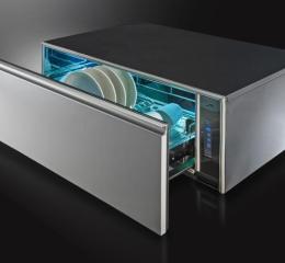 嵌門板橫抽式烘碗機