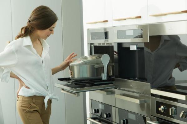 旗艦型炊飯鍋收納櫃