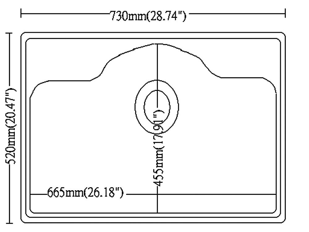 JT-A6017 不鏽鋼水槽-JT-A6017