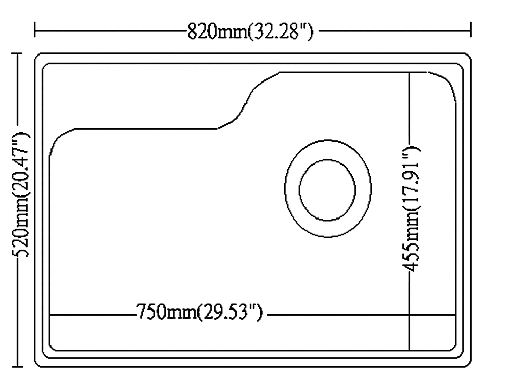JT-A6020 不鏽鋼水槽-JT-A6020