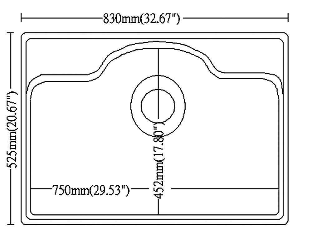 JT-A6021 不鏽鋼水槽-JT-A6021
