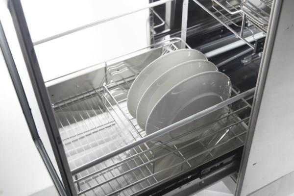 嵌門板落地式烘碗機