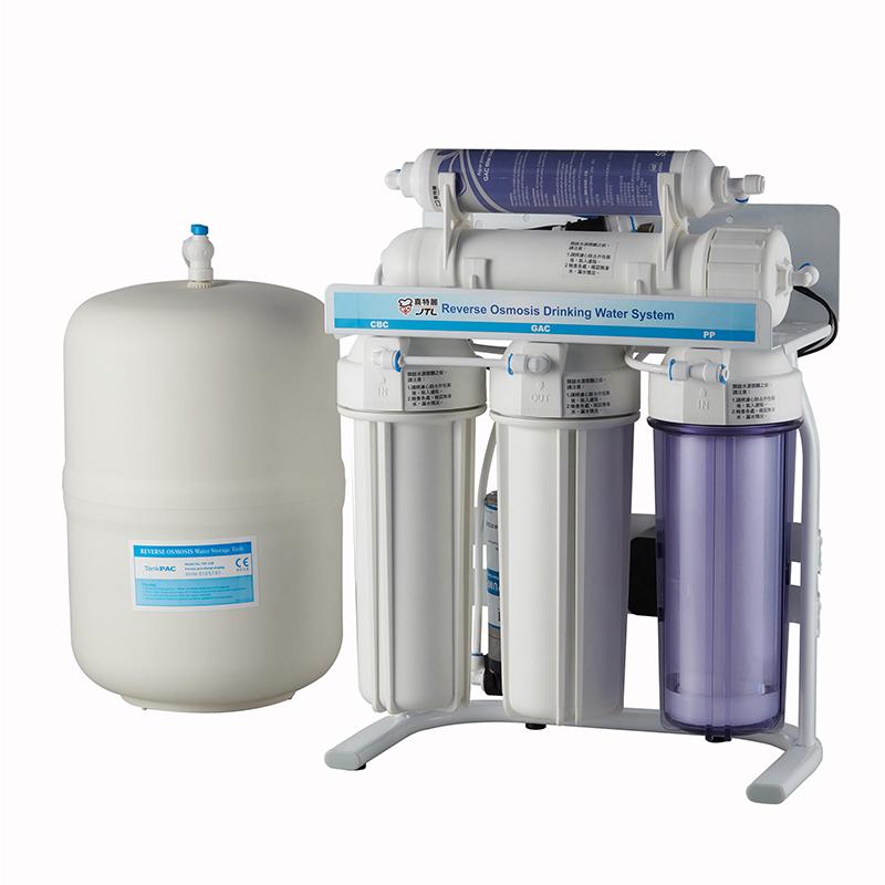 五道式RO淨水器